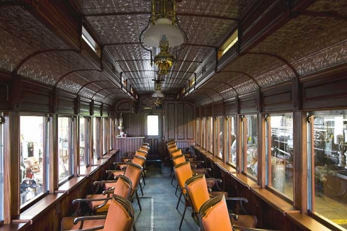 parlor car cumbres toltec scenic railroad. Black Bedroom Furniture Sets. Home Design Ideas