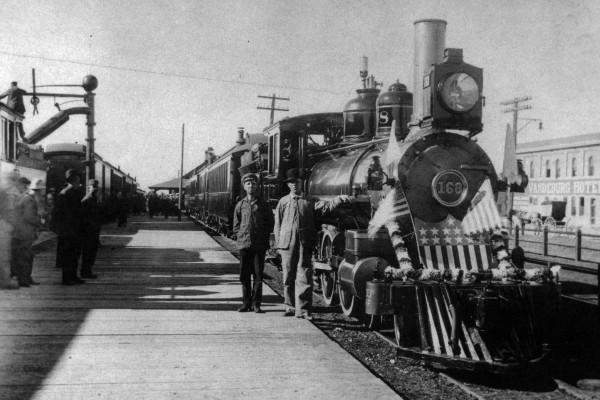 Taft Train