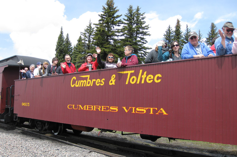 Open Air Gondola Slideshow 5