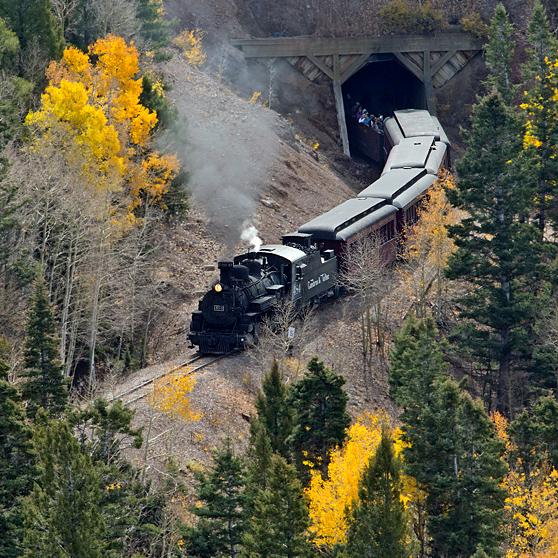 autumn adventures the cumbres toltec scenic railroad goes where
